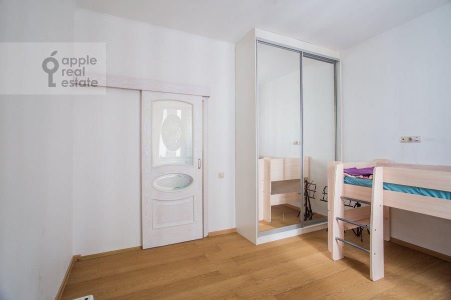 Children's room / Cabinet of the 3-room apartment at Kronshtadtskiy bul'var 6 k3