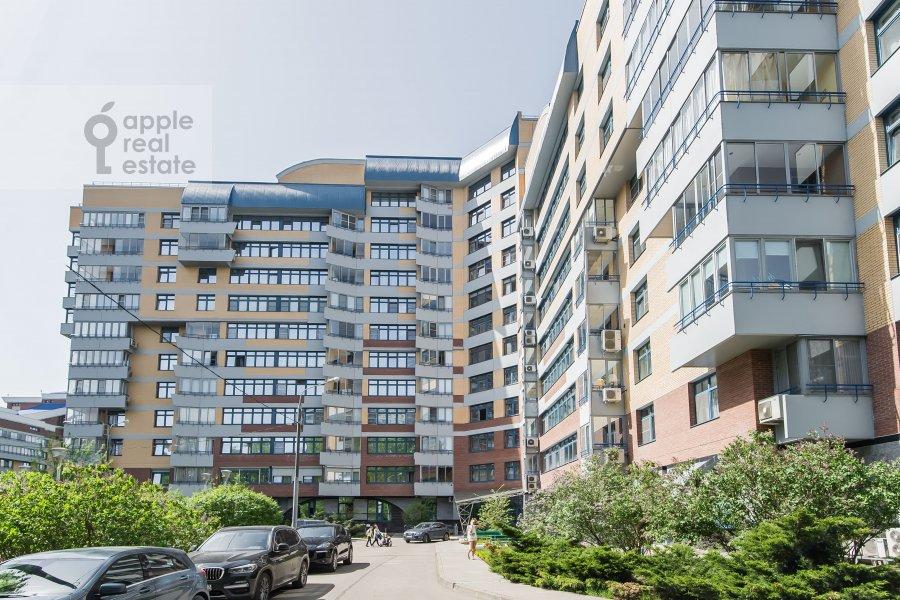 Фото дома 2-комнатной квартиры по адресу Ленинский проспект 114