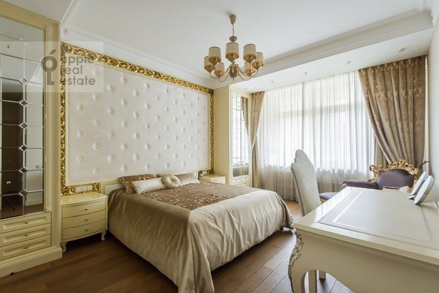 Спальня в 2-комнатной квартире по адресу Ленинский проспект 114