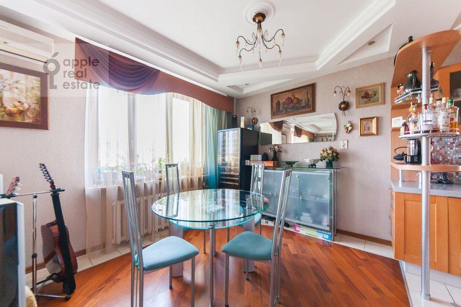 Кухня в 3-комнатной квартире по адресу Чистопрудный бульвар 12К2