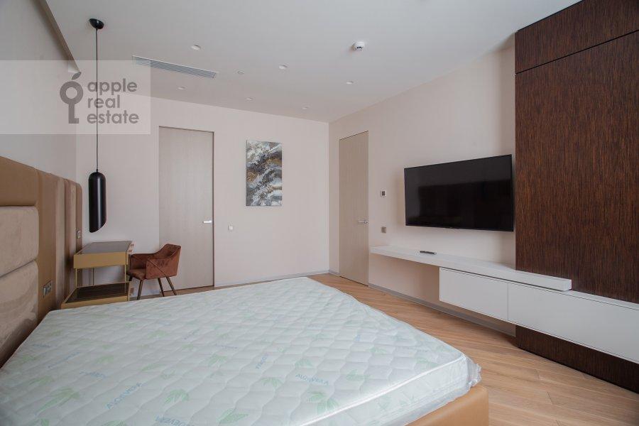 Спальня в 3-комнатной квартире по адресу Новый Арбат 32