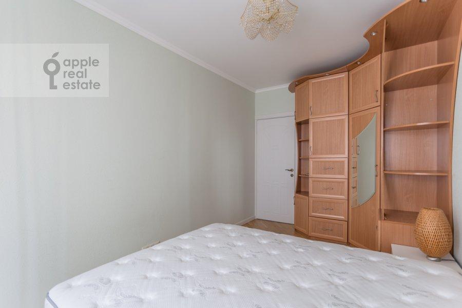 Спальня в 2-комнатной квартире по адресу 3-й Балтийский переулок 6к2