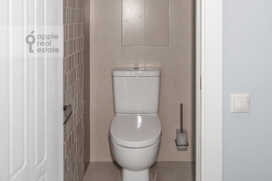 Санузел в 2-комнатной квартире по адресу 3-й Балтийский переулок 6к2