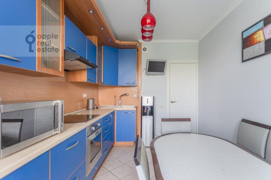 Кухня в 2-комнатной квартире по адресу 3-й Балтийский переулок 6к2
