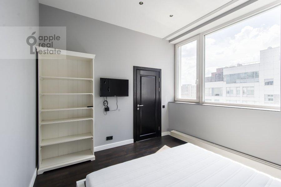 Спальня в 3-комнатной квартире по адресу Усачева улица 2С3
