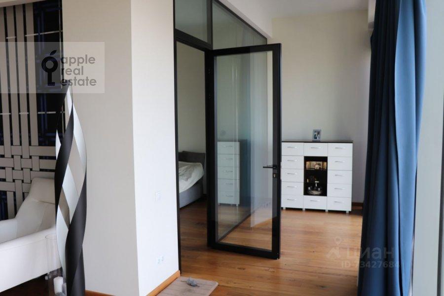 Corridor of the 3-room apartment at Tsvetnoy bul'var 2