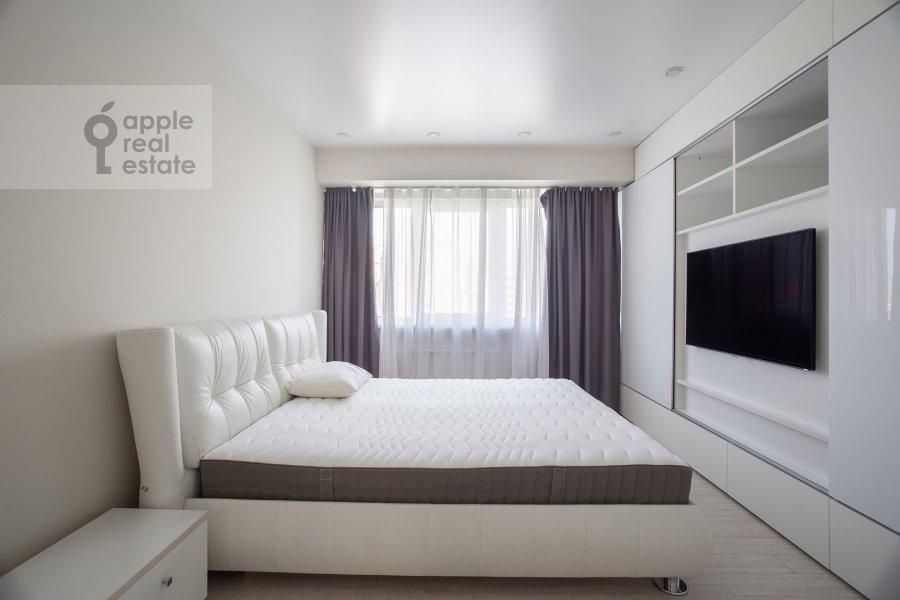 Спальня в 3-комнатной квартире по адресу Крутицкая набережная 13