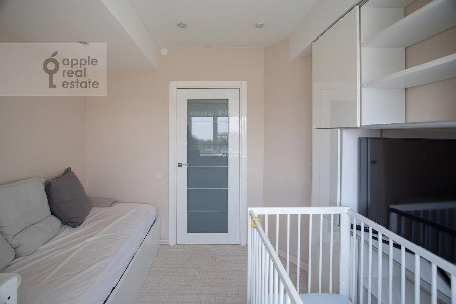 Детская комната / Кабинет в 3-комнатной квартире по адресу Крутицкая набережная 13