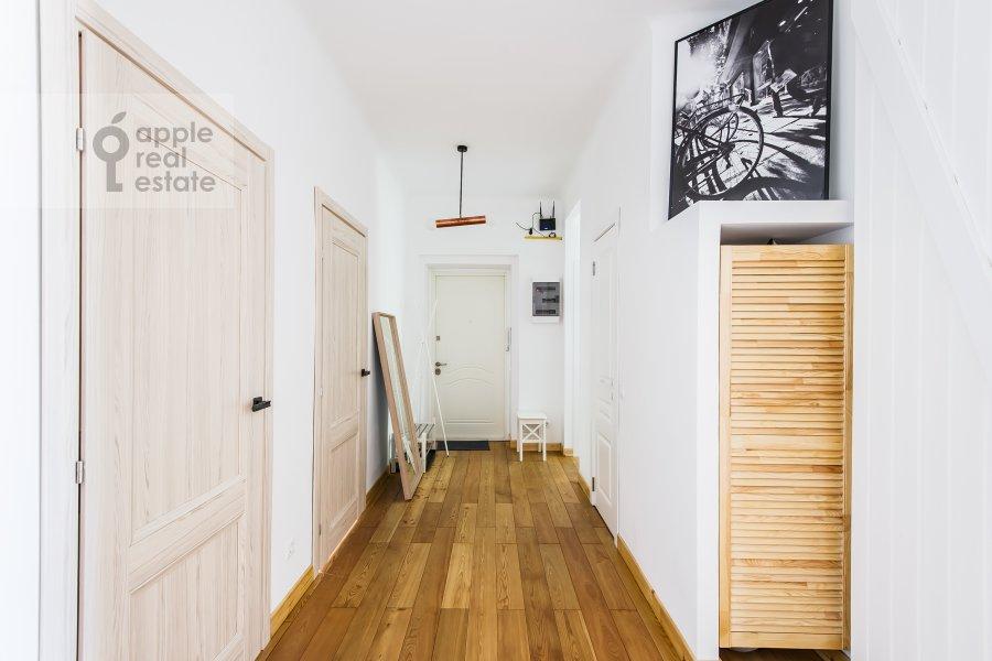 Коридор в 5-комнатной квартире по адресу Мансуровский переулок 6