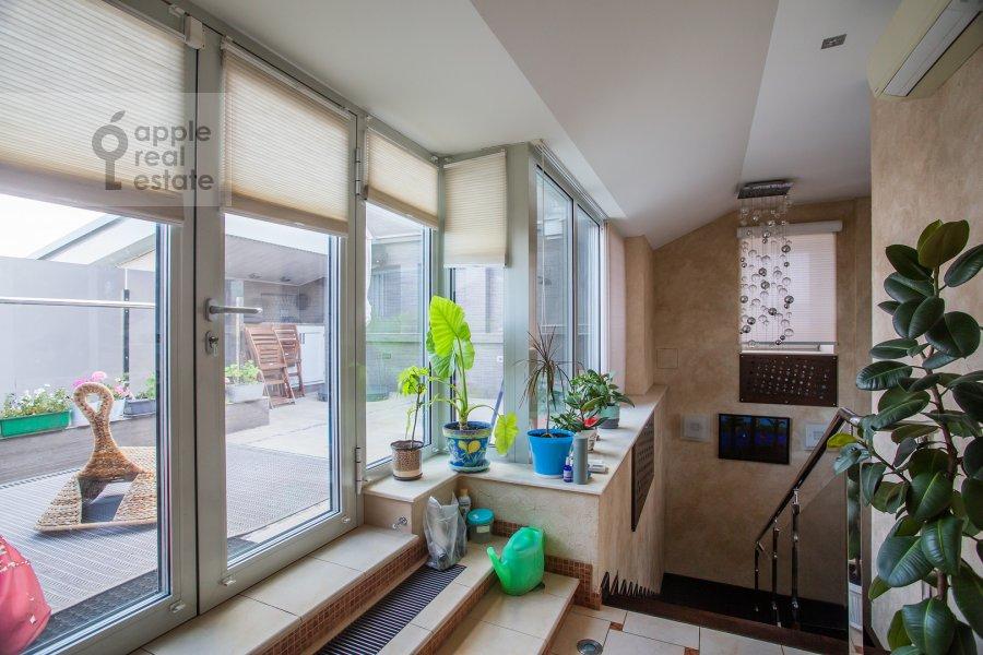 Коридор в 5-комнатной квартире по адресу Покровка 42с6