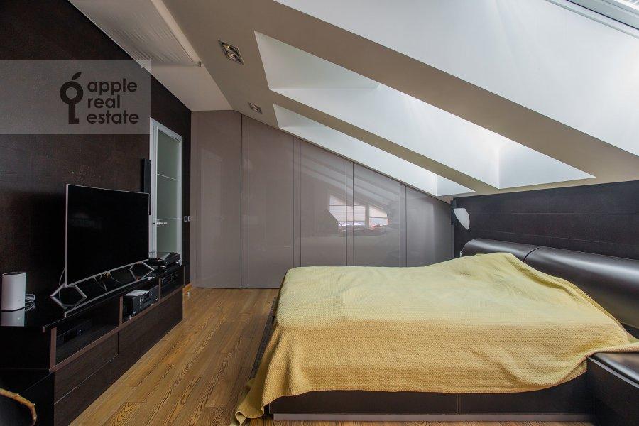 Спальня в 5-комнатной квартире по адресу Покровка 42с6