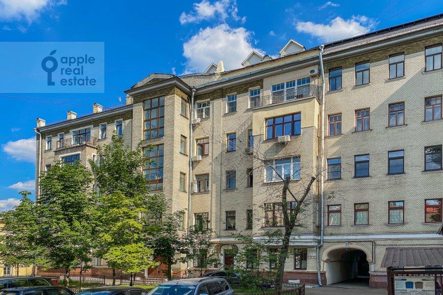 Фото дома 5-комнатной квартиры по адресу Покровка 42с6