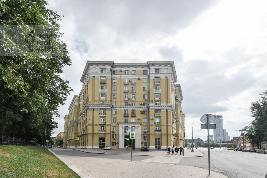 Photo of the house of the 3-room apartment at Krasnokholmskaya naberezhnaya 1/15