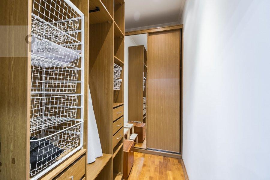 Walk-in closet / Laundry room / Storage room of the 3-room apartment at Krasnokholmskaya naberezhnaya 1/15