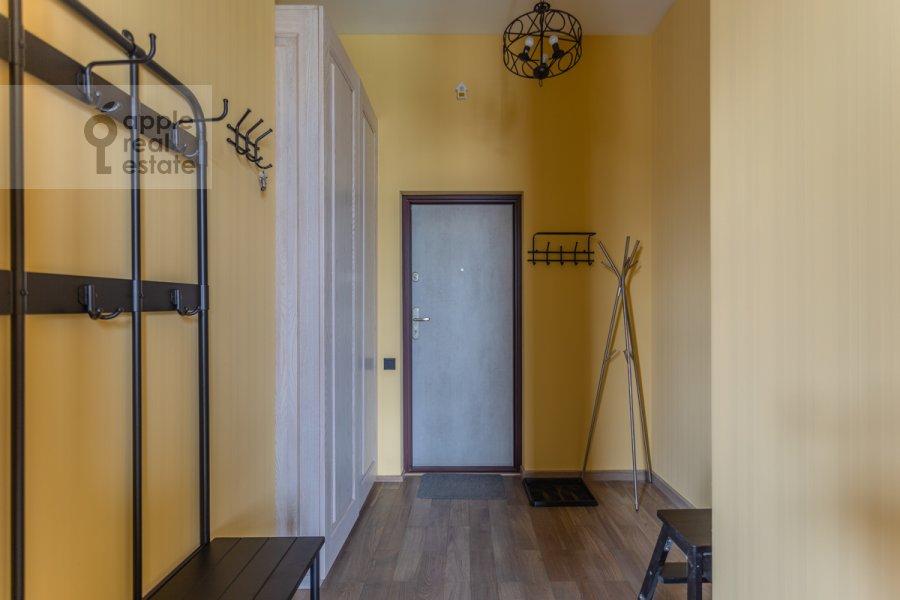 Коридор в 1-комнатной квартире по адресу Покровка 38с1
