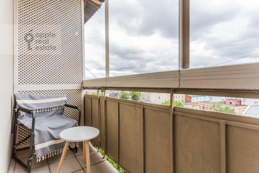 Балкон / Терраса / Лоджия в 1-комнатной квартире по адресу Покровка 38с1