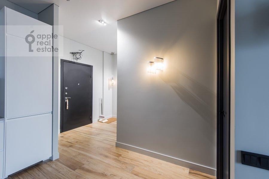 Коридор в 3-комнатной квартире по адресу Ходынская улица 2