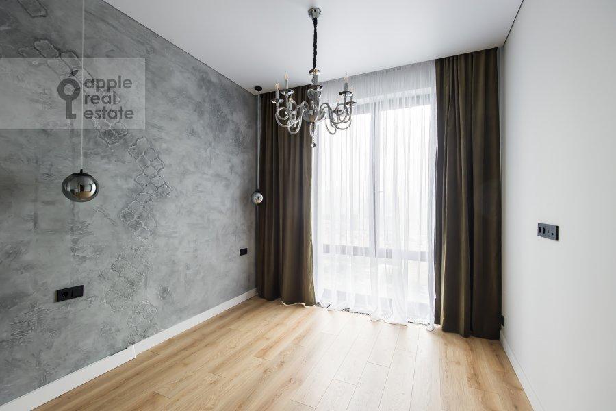 Детская комната / Кабинет в 3-комнатной квартире по адресу Ходынская улица 2