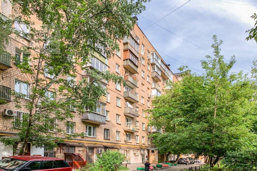 Фото дома квартиры-студии по адресу Красная Пресня 11