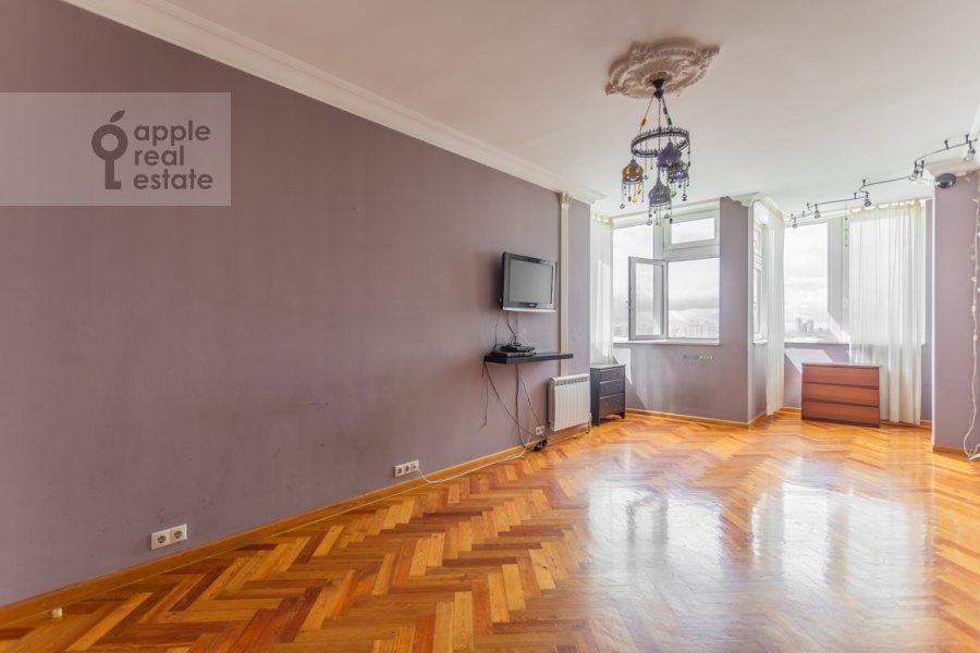 Детская комната / Кабинет в 3-комнатной квартире по адресу Нахимовский проспект 56