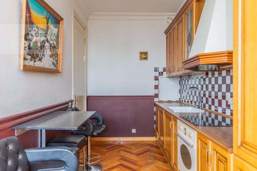 Кухня в 3-комнатной квартире по адресу Нахимовский проспект 56