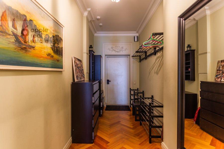 Коридор в 3-комнатной квартире по адресу Нахимовский проспект 56