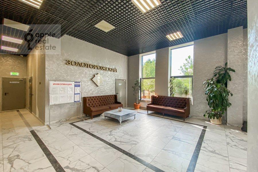 Фото дома 3-комнатной квартиры по адресу улица Золоторожский Вал 8