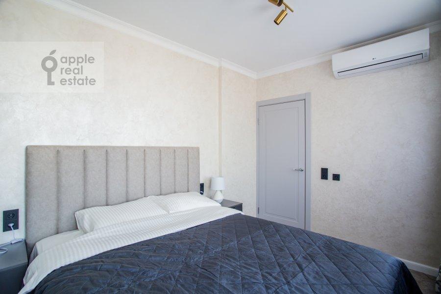 Спальня в 2-комнатной квартире по адресу улица Золоторожский Вал 8