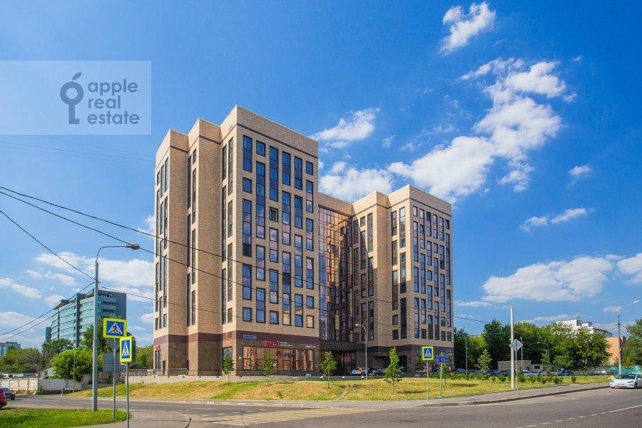 Фото дома 2-комнатной квартиры по адресу улица Золоторожский Вал 8