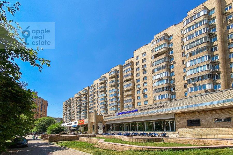 Фото дома 4-комнатной квартиры по адресу Большая Грузинская улица 39