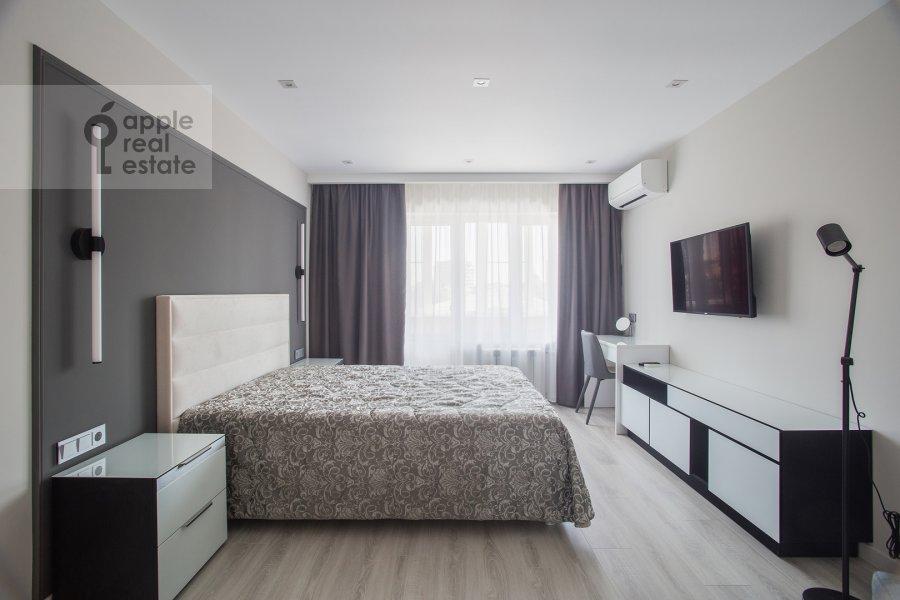 Спальня в 4-комнатной квартире по адресу Большая Грузинская улица 39