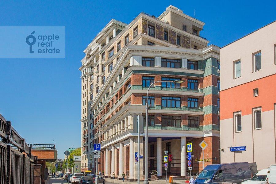 Фото дома 3-комнатной квартиры по адресу Большая Якиманка 22К3