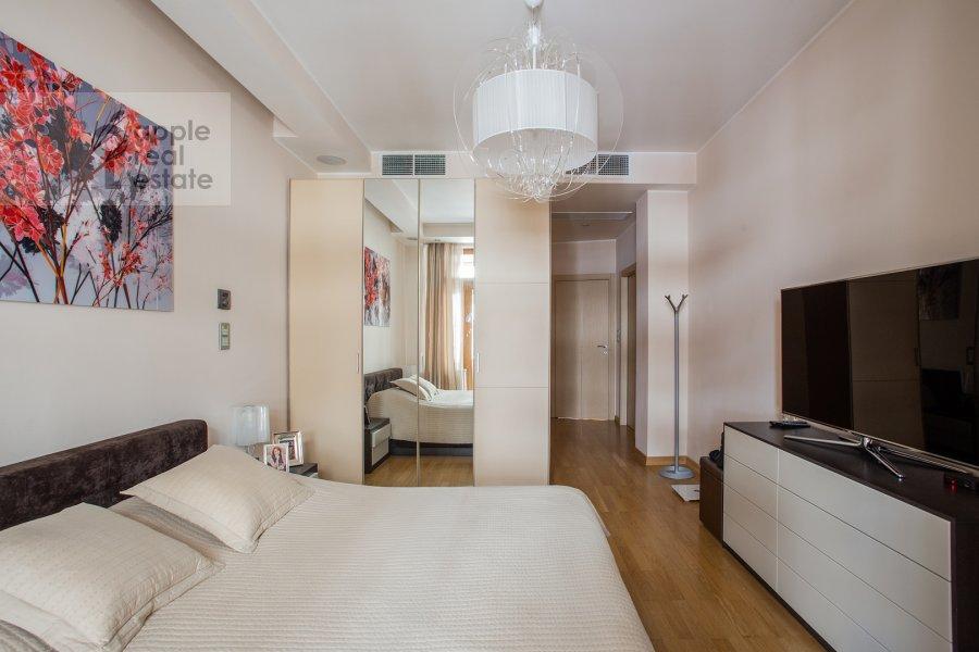 Спальня в 3-комнатной квартире по адресу Большая Якиманка 22К3