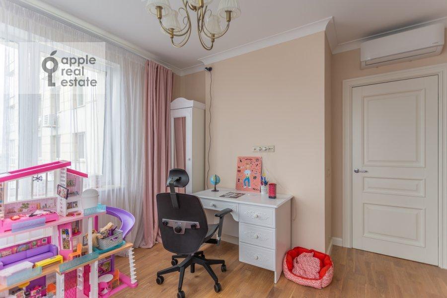 Детская комната / Кабинет в 3-комнатной квартире по адресу Хорошевское шоссе 12к1