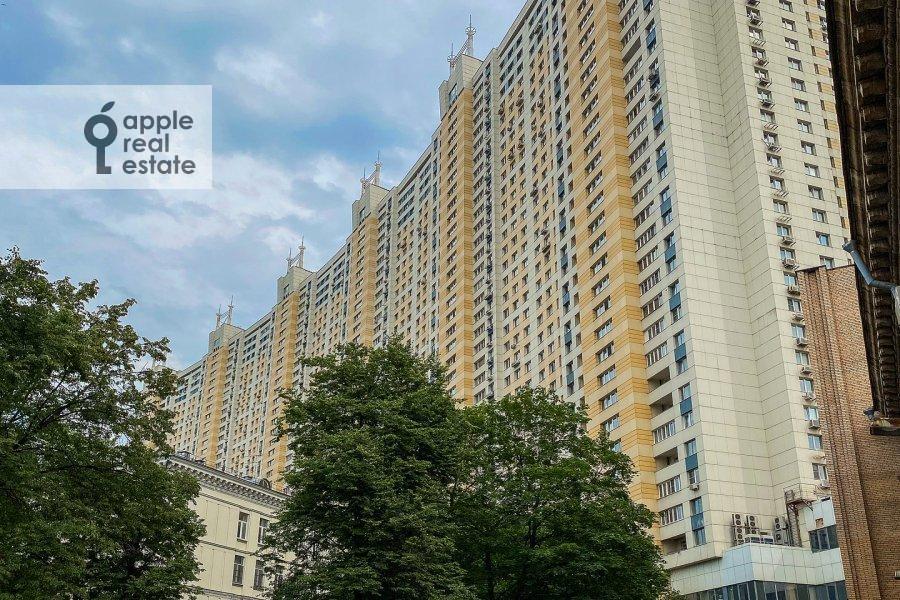 Фото дома 3-комнатной квартиры по адресу Хорошевское шоссе 12к1