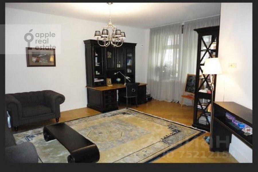 Гостиная в 5-комнатной квартире по адресу Минская улица 1А