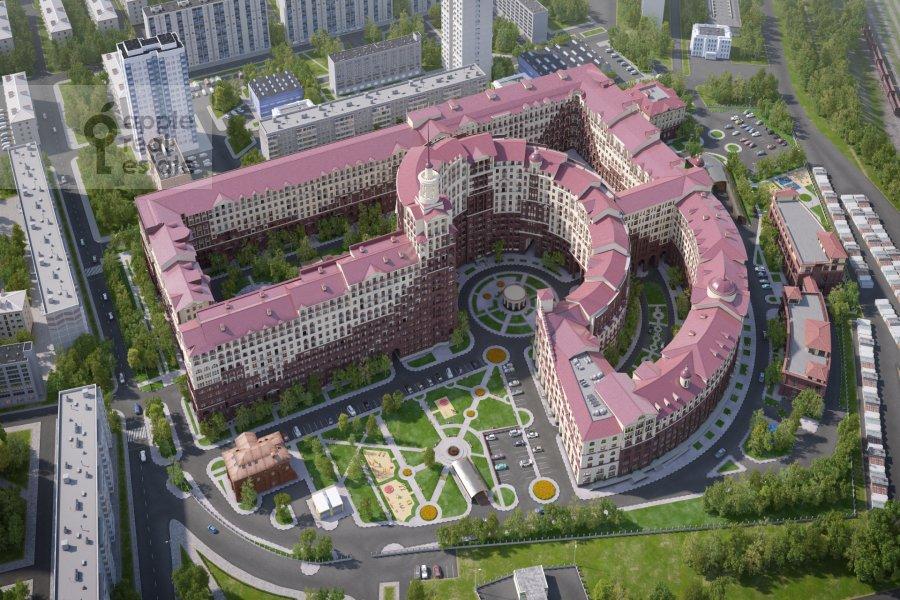 Photo of the house of the 4-room apartment at ulitsa Marshala Rybalko 2k6