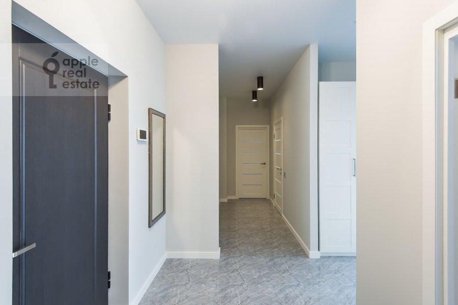Corridor of the 2-room apartment at Mosfil'movskaya ulitsa 88 k2 s5