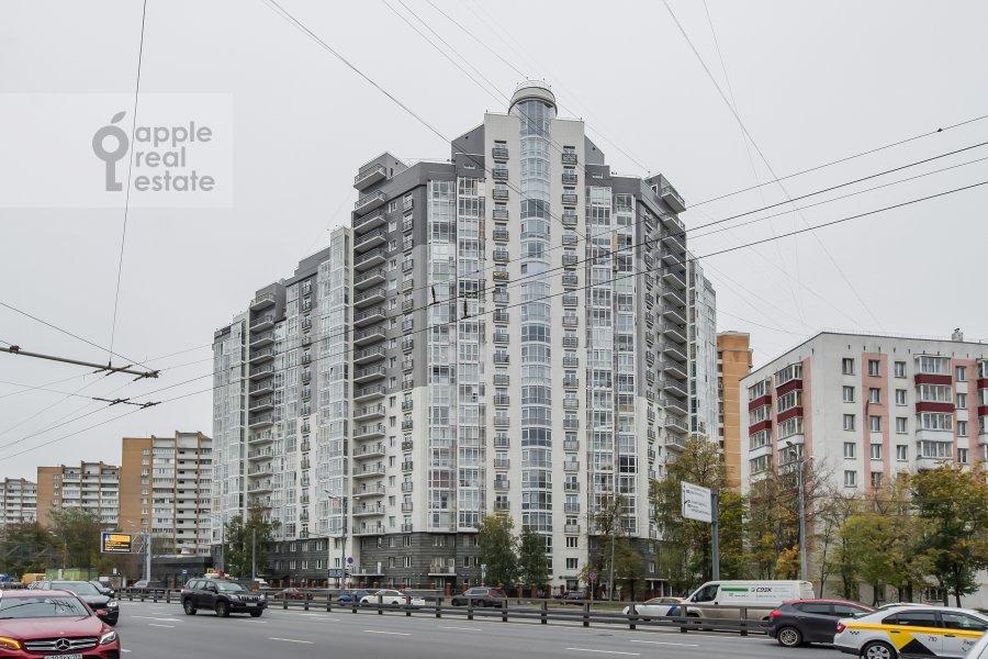 Фото дома 2-комнатной квартиры по адресу Алабяна 13к1