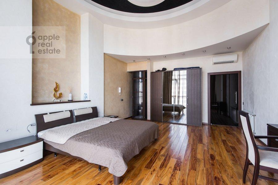 Спальня в 2-комнатной квартире по адресу Алабяна 13к1
