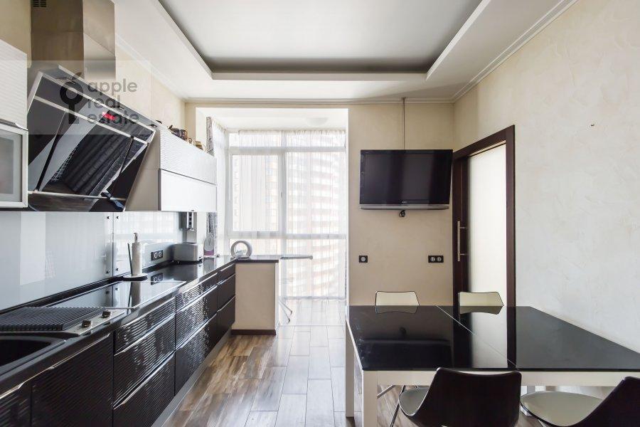 Кухня в 2-комнатной квартире по адресу Алабяна 13к1