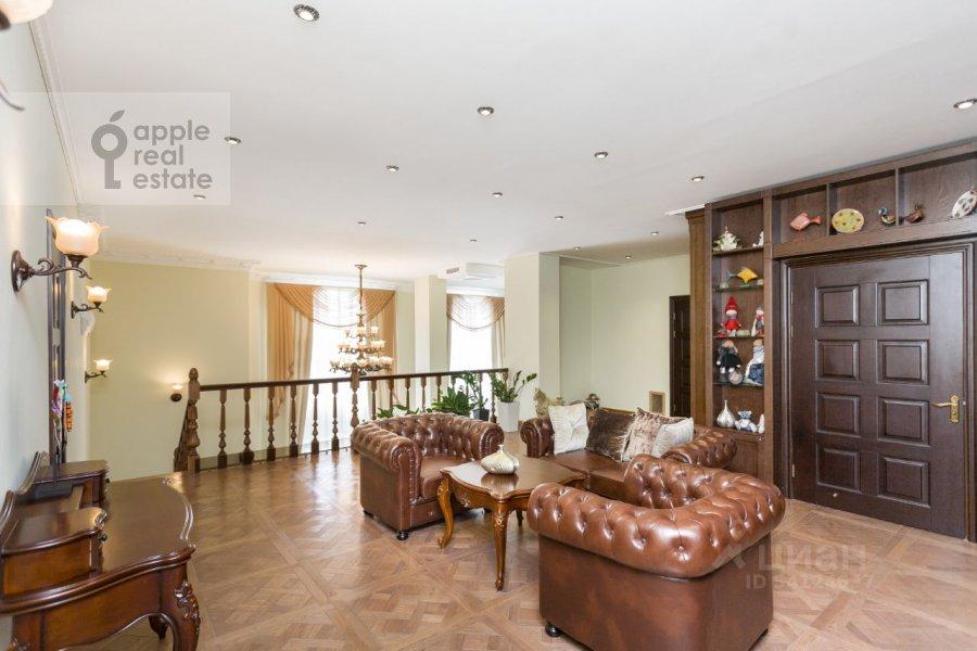 6-room apartment at Lomonosovskiy prospekt 25k5