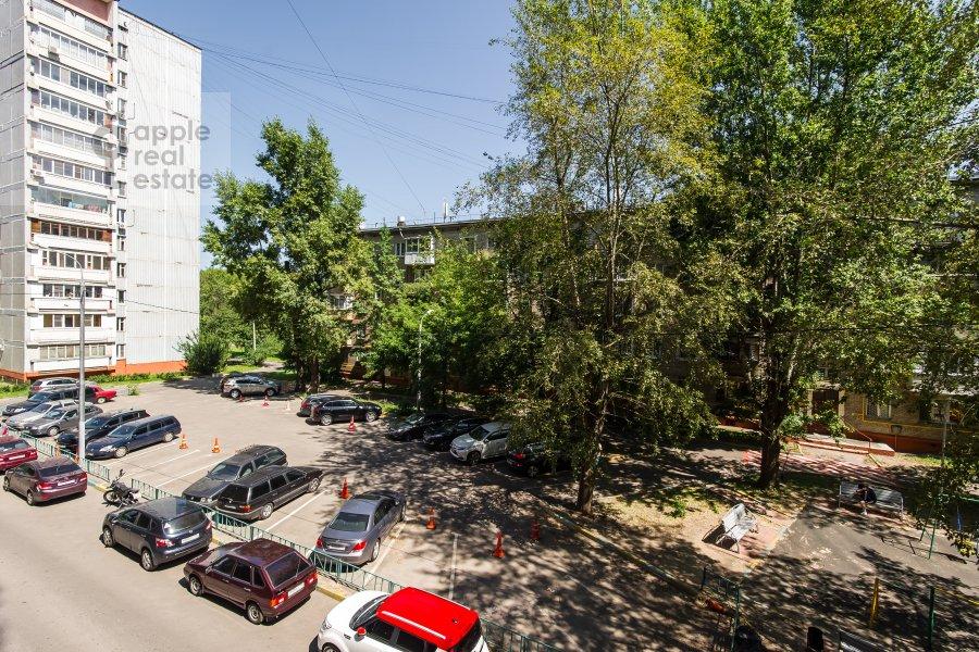 Вид из окна в 3-комнатной квартире по адресу проспект Буденного 26к2