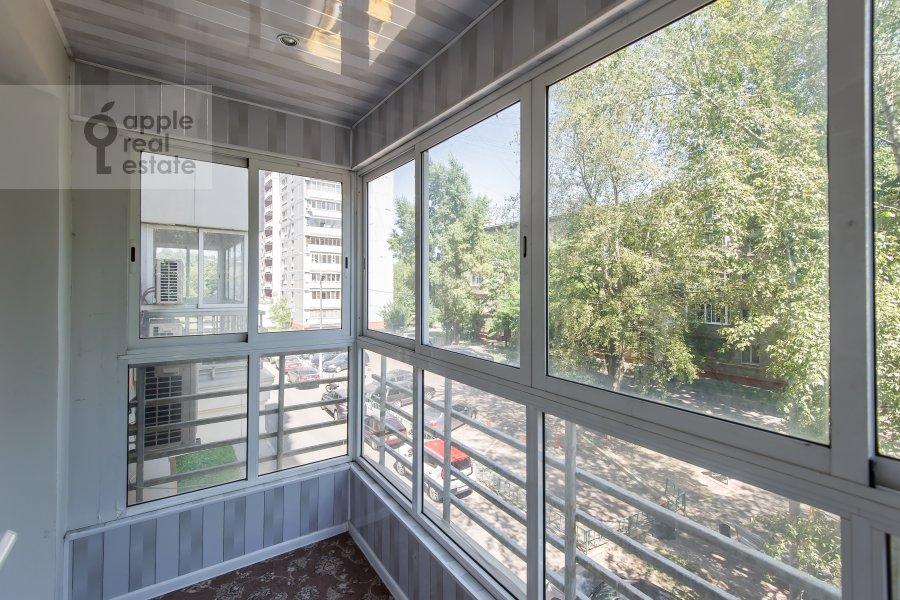 Балкон / Терраса / Лоджия в 3-комнатной квартире по адресу проспект Буденного 26к2