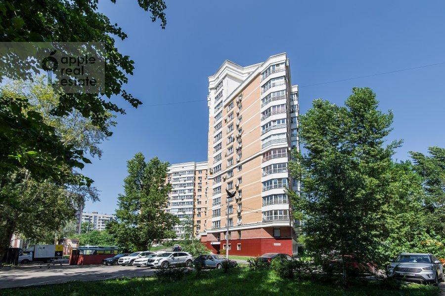 Фото дома 3-комнатной квартиры по адресу проспект Буденного 26к2