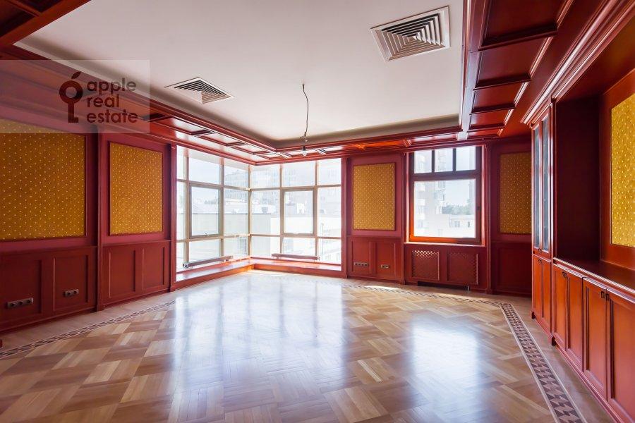 Детская комната / Кабинет в 6-комнатной квартире по адресу Земледельческий переулок 11
