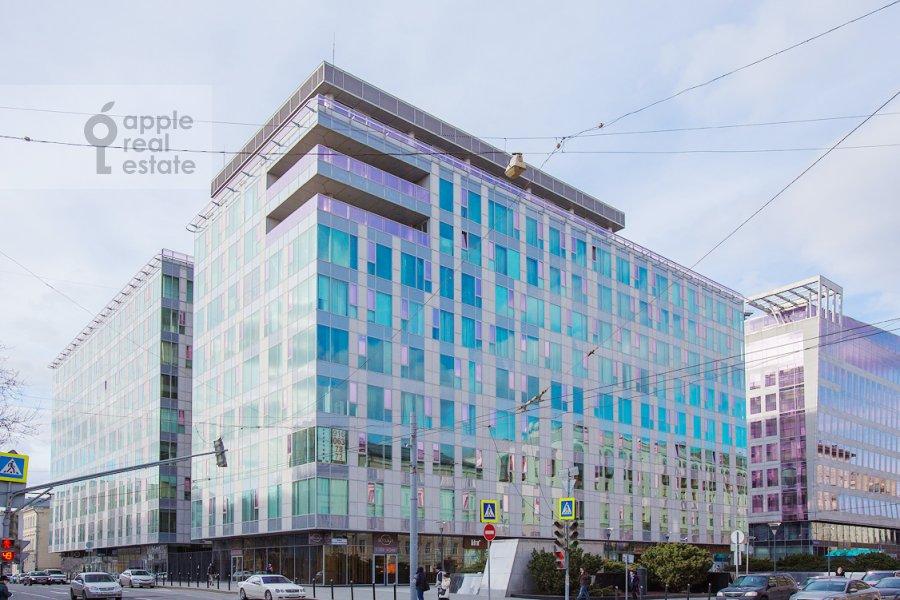 Photo of the house of the 3-room apartment at Bol'shaya Gruzinskaya ulitsa 69