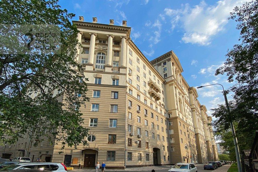 Фото дома 3-комнатной квартиры по адресу улица Госпитальный Вал 5К18