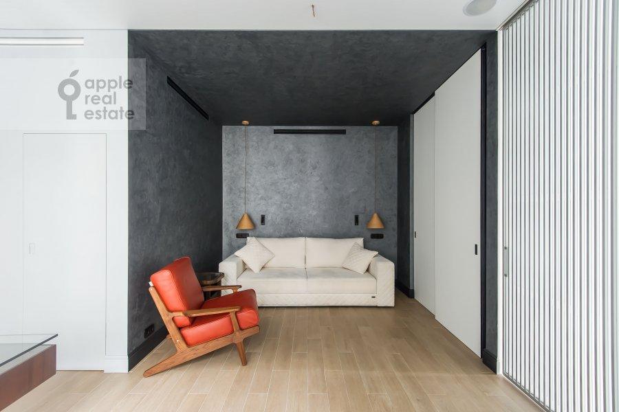 Спальня в 2-комнатной квартире по адресу Ленинградский проспект 36с37