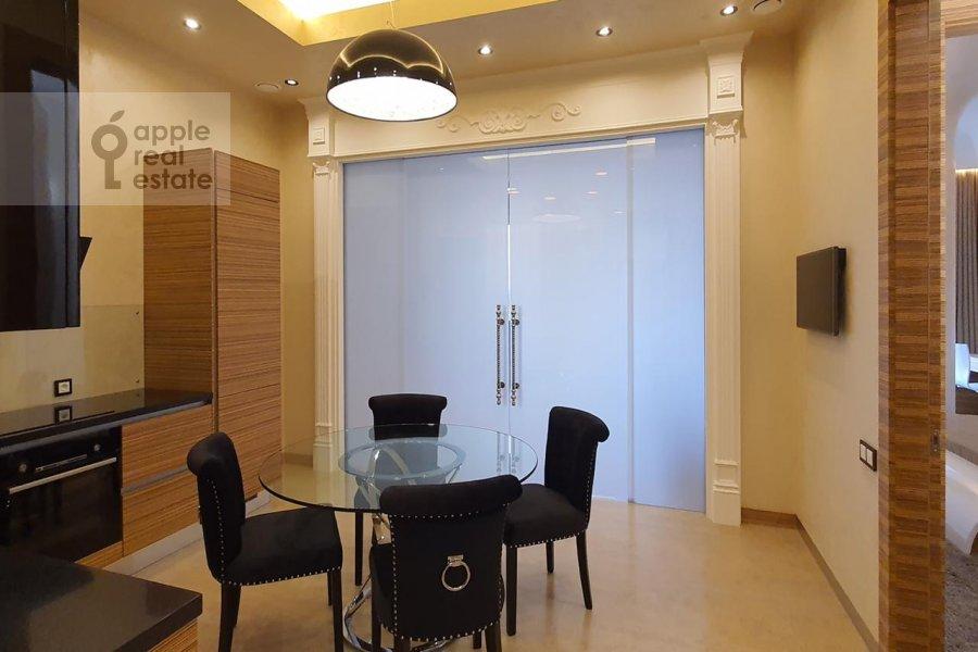 Кухня в 2-комнатной квартире по адресу Большая Грузинская улица 69